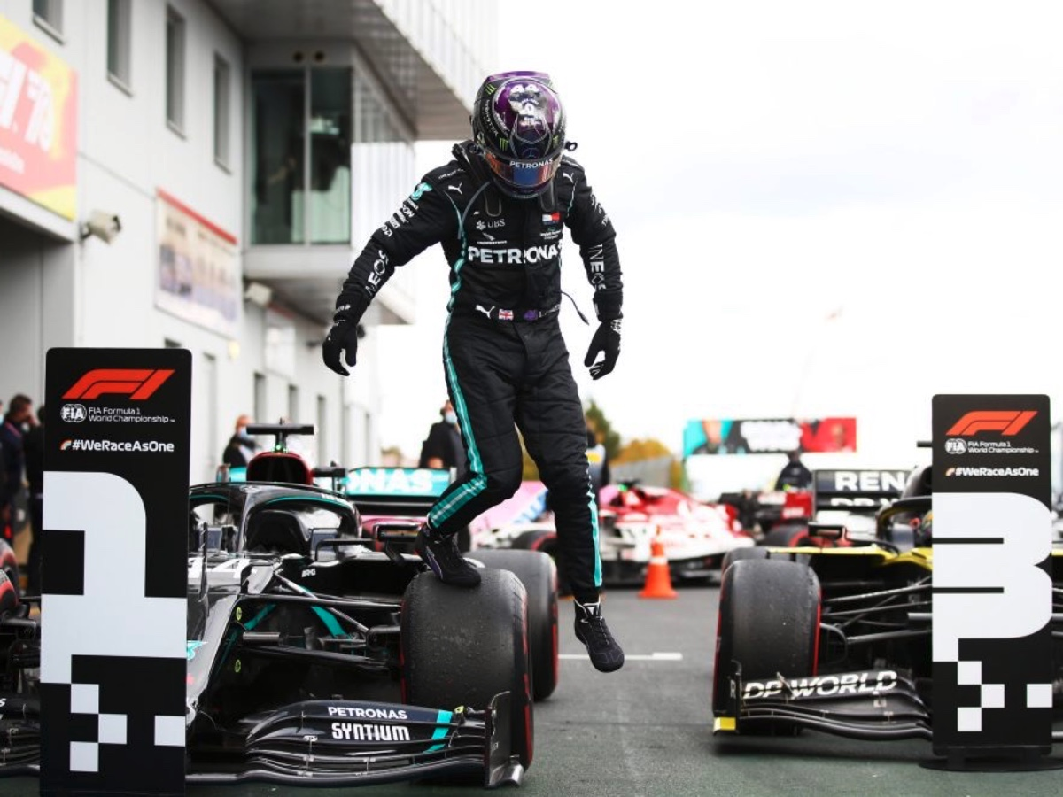 F1 GP Eifel 2020