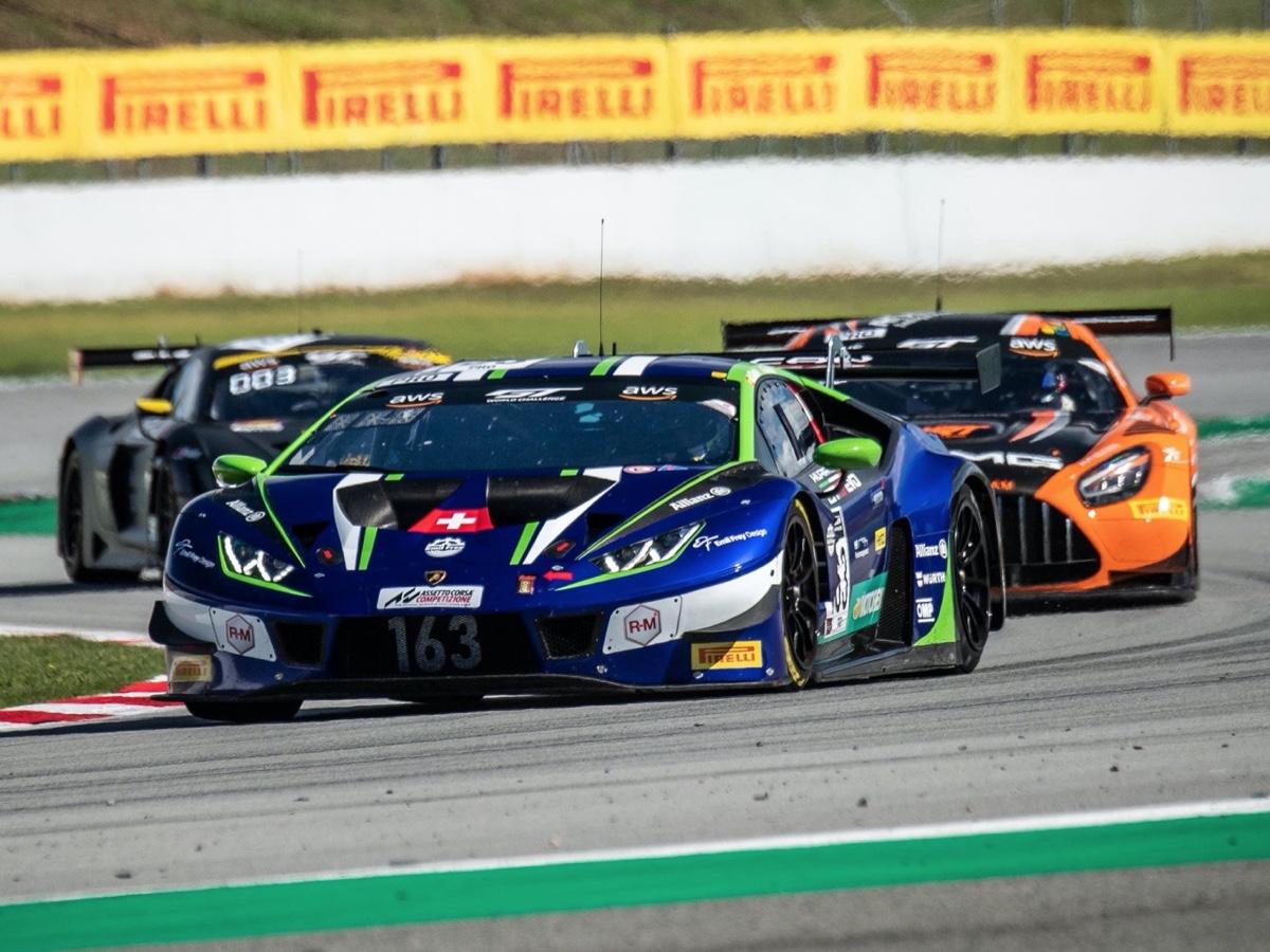 Lamborghini GT World Challenge Europe Barcellona