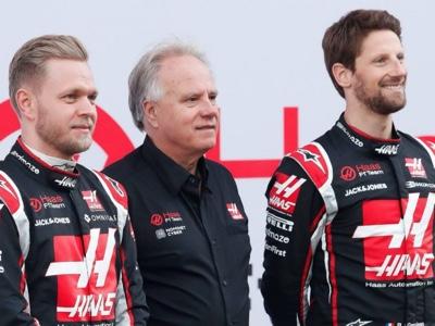 F1: Grosjean e Magnussen lasceranno la Haas alla fine della stagione