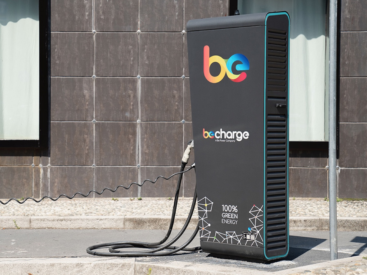 Be Charge Colonnina
