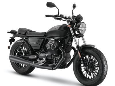 Completamente rinnovata la Moto Guzzi V9 2021