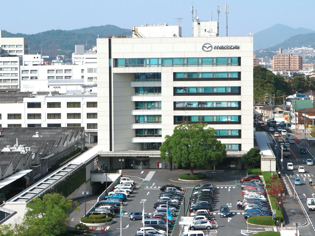 Mazda Motors sede Hiroshima