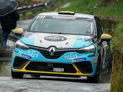 Il Clio Trophy Italia a Sanremo con 12 Clio Rally 5