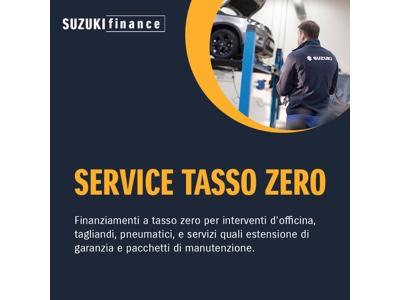 """Al via la campagna Suzuki """"Service Tasso Zero"""""""