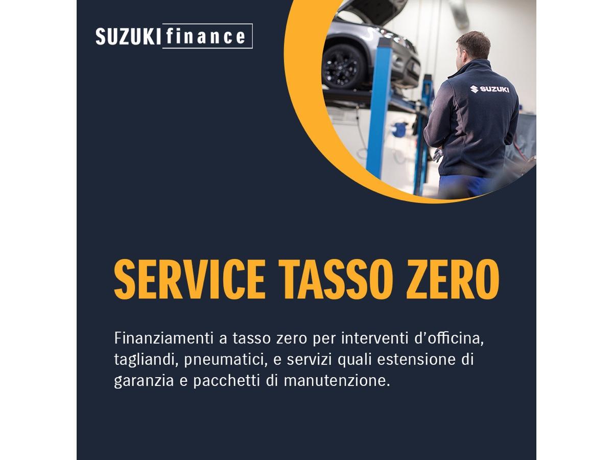 Suzuki %u201CService Tasso Zero%u201D