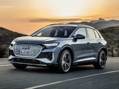 Autonomia fino a 520 km per Q4 e Q4 Sportback e-tron, i primi SUV Audi compatti nativi elettrici