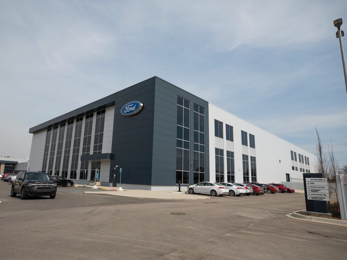 Ford Battery Benchmarking and Test Laboratory Allen Park (Michigan)