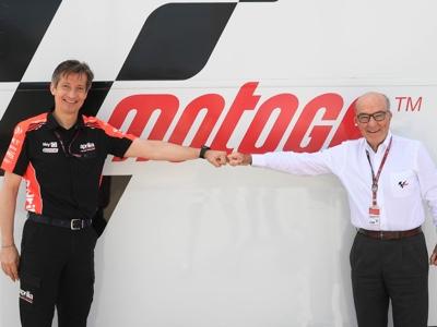Aprilia Racing in MotoGP fino al 2026