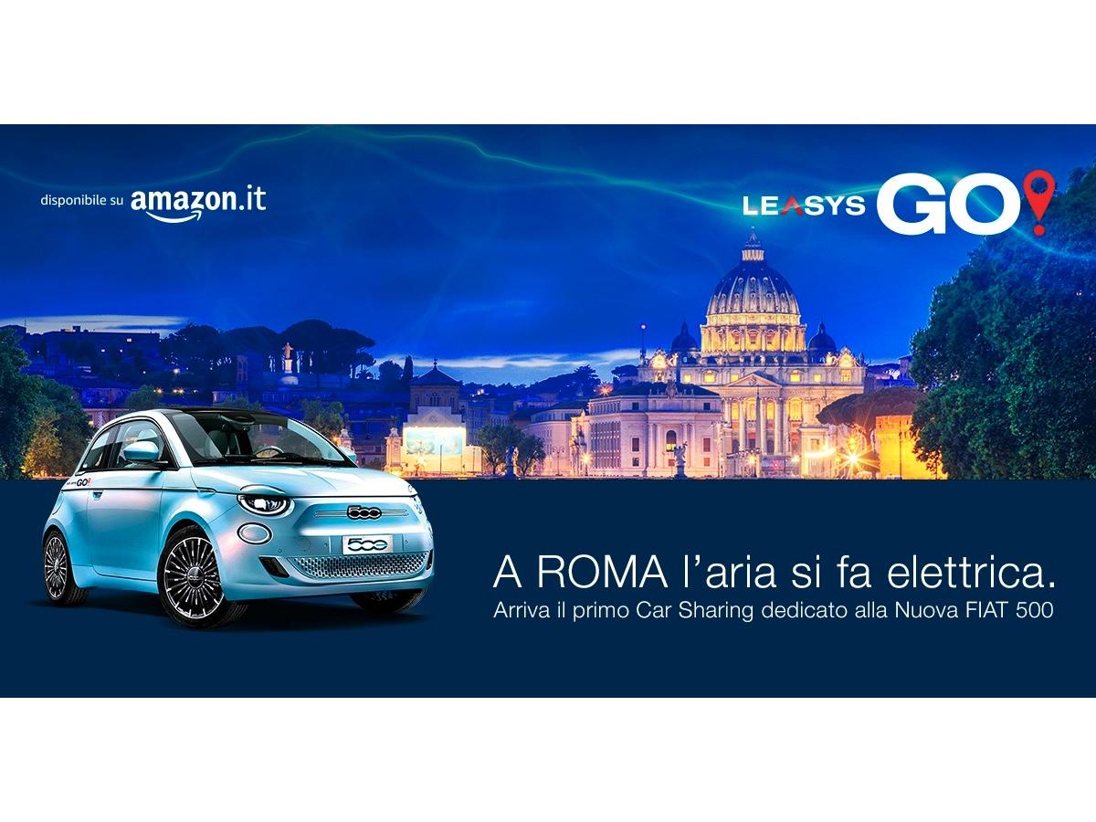 LeasysGO! Roma