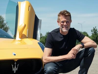 """Il vicepresidente design di Stellantis Klaus Busse è """"Design Hero"""" agli Autocar Awards 2021"""