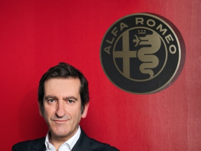 Alejandro Mesonero-Romanos nuovo responsabile del design Alfa Romeo