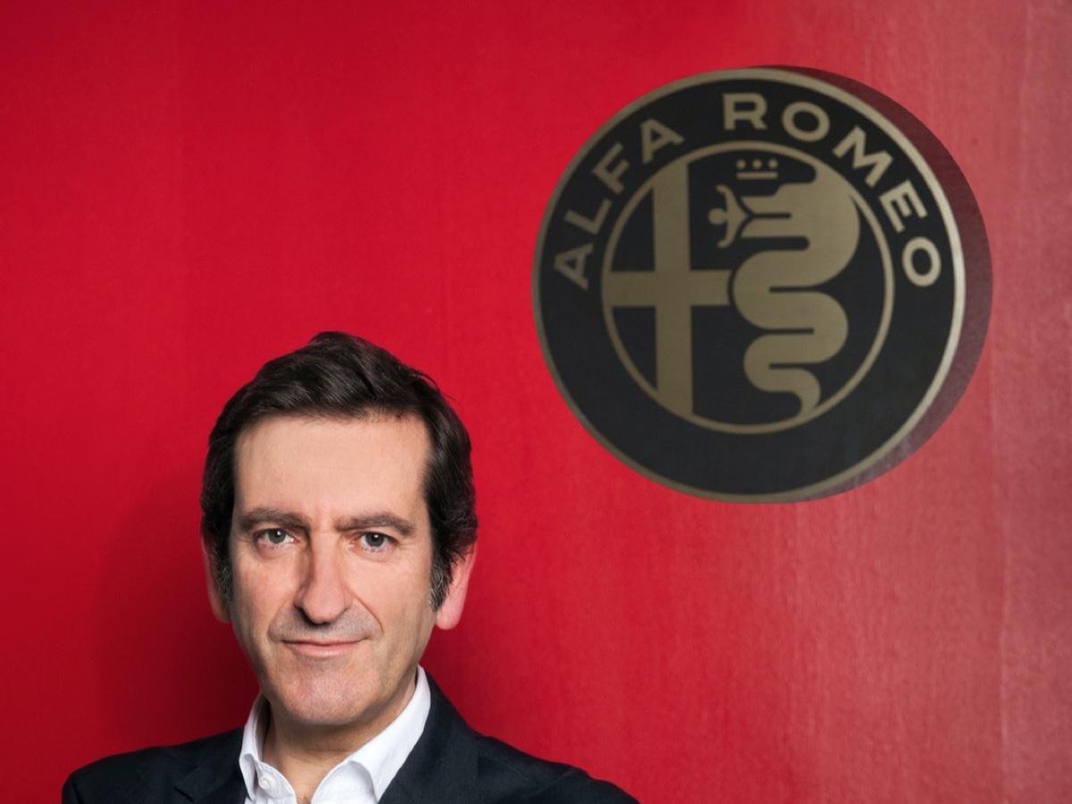 Alfa Romeo Alejandro Mesonero-Romanos