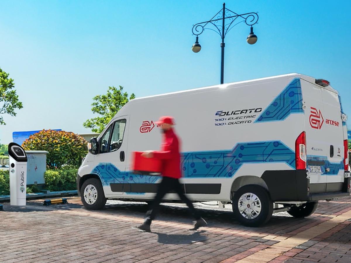 Arcese e Free2Move eSolutions mobilità sostenibile