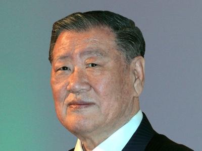 Hall of Fame per Mong-Koo Chung, Honorary Chairman di Hyundai