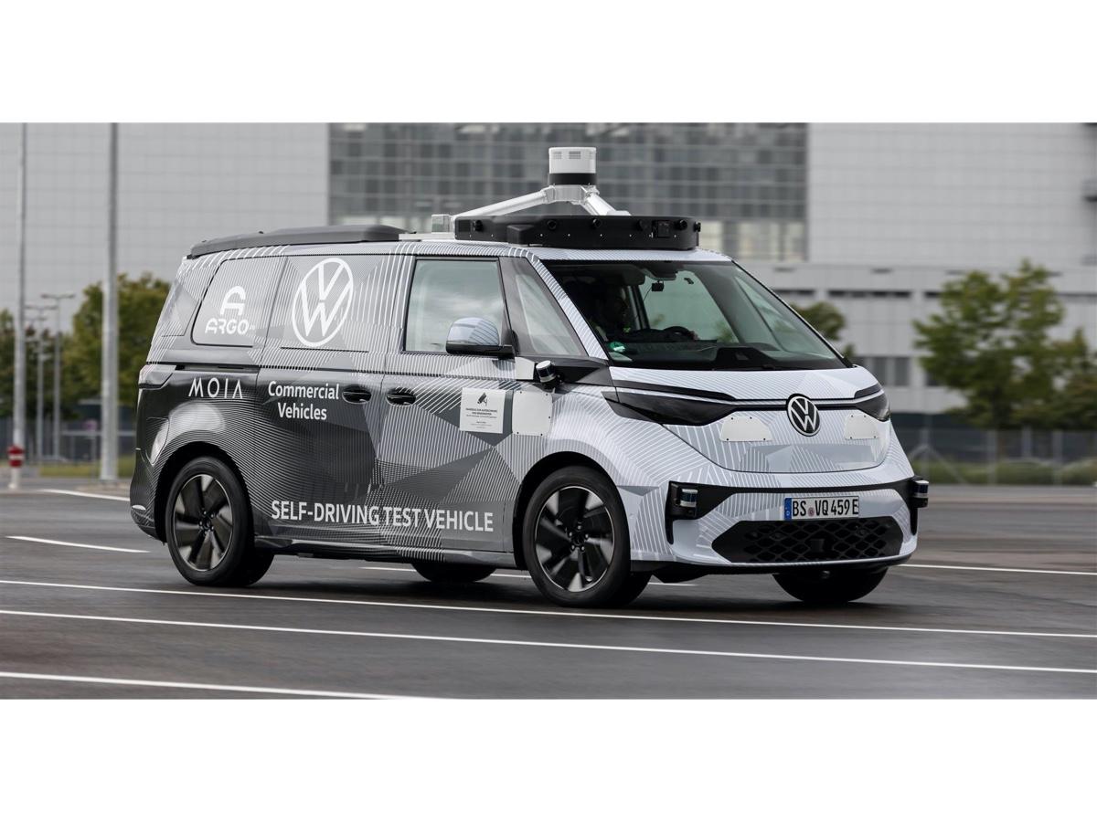 Volkswagen Veicoli Commerciali ID.Buzz AD