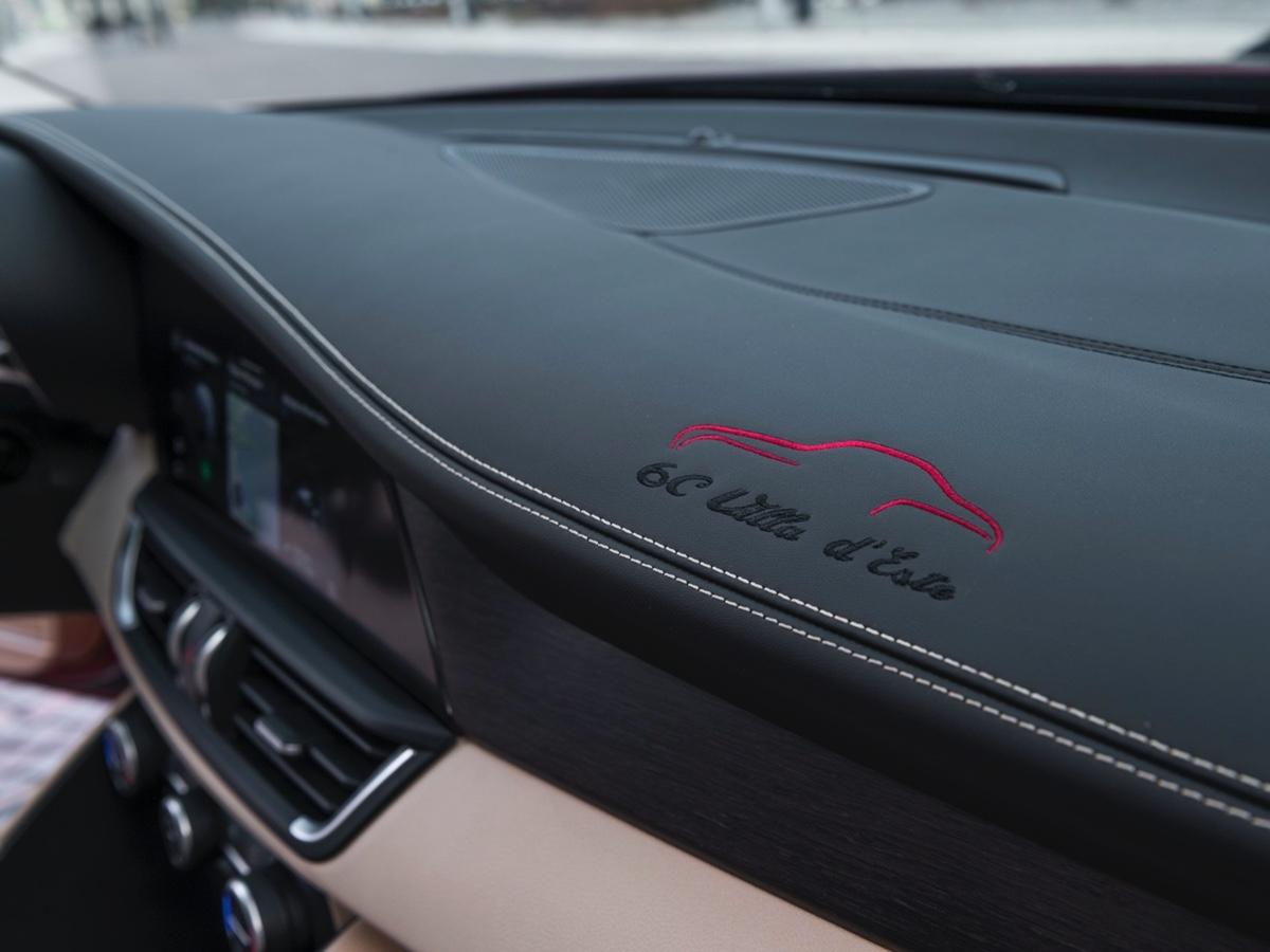 Alfa Romeo Stelvio 6C Villa d%u2019Este