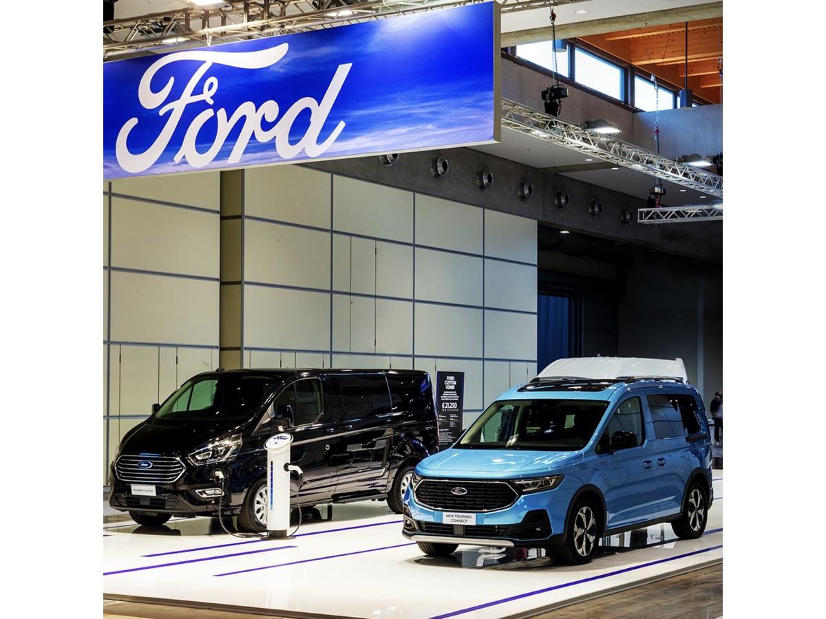 Ford al TTG Travel Experience di Rimini